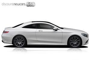 2019 Mercedes-Benz S-Class S560 Auto