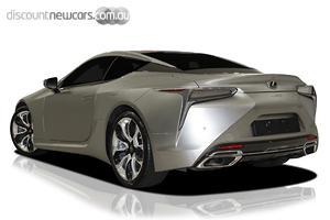 2019 Lexus LC LC500 Auto