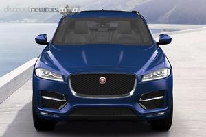 2019 Jaguar F-PACE 20d R-Sport Auto AWD MY20