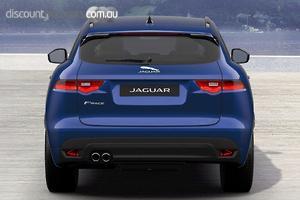 2019 Jaguar F-PACE 25t R-Sport Auto AWD MY20