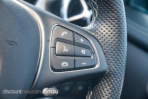 2019 Mercedes-Benz X-Class X250d Power Manual 4MATIC Dual Cab