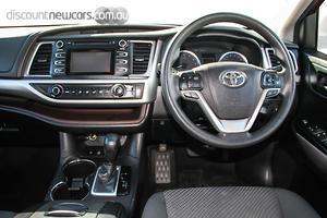 2019 Toyota Kluger GX Auto AWD