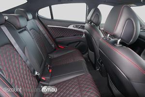 2019 Genesis G70 Ultimate Sport Auto MY19