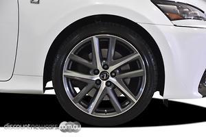 2019 Lexus GS GS300 F Sport Auto