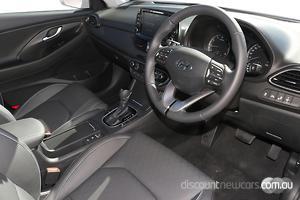 2019 Hyundai i30 Elite Auto MY20