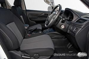 2020 Mitsubishi Triton GLX ADAS MR Auto 4x4 MY21