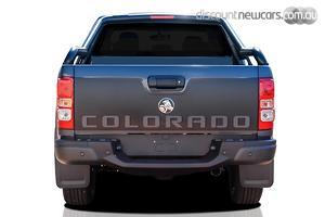 2019 Holden Colorado LS-X RG Manual 4x4 MY20