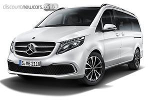 2020 Mercedes-Benz V-Class V250 d Avantgarde Medium Wheelbase Auto