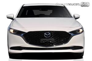 2020 Mazda 3 G25 GT BP Series Manual