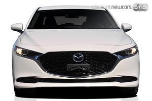 2019 Mazda 3 G25 GT BP Series Manual