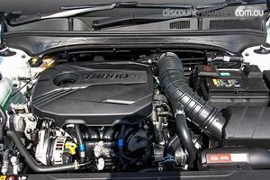 2019 Kia Cerato GT Auto MY20