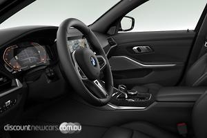 2020 BMW 3 Series 330i M Sport G21 Auto