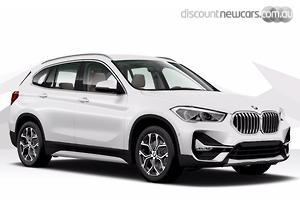 2020 BMW X1 sDrive20i F48 LCI Auto