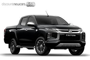 2019 Mitsubishi Triton GLS MR Auto 4x4 MY20 Double Cab