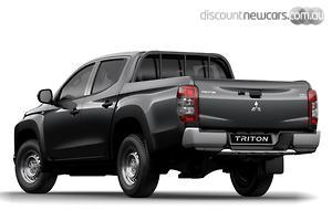 2019 Mitsubishi Triton GLX ADAS MR Auto 4x4 MY20 Double Cab