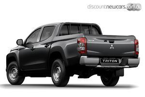 2019 Mitsubishi Triton GLX MR Manual 4x4 MY20 Double Cab