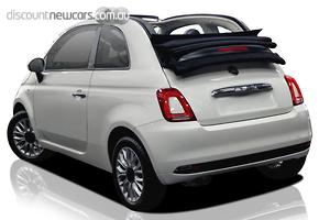 2019 Fiat 500C Pop Auto
