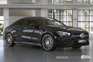 2020 Mercedes-Benz CLA-Class CLA35 AMG Auto 4MATIC