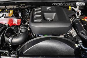 2019 Holden Trailblazer Storm RG Auto 4x4 MY20