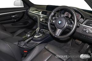 2019 BMW 4 Series 420i M Sport F32 LCI Auto