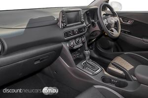 2019 Hyundai Kona Active Auto 2WD MY20