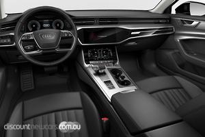 2021 Audi A6 45 TFSI Auto quattro ultra MY21
