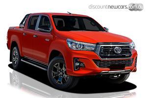 2019 Toyota Hilux Rogue Auto 4x4 Double Cab