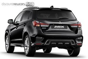 2019 Mitsubishi ASX LS XD Auto 2WD MY20