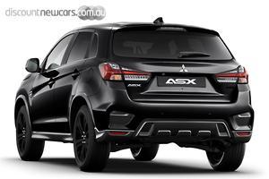 2019 Mitsubishi ASX MR XD Auto 2WD MY20