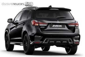 2019 Mitsubishi ASX GSR XD Auto 2WD MY20