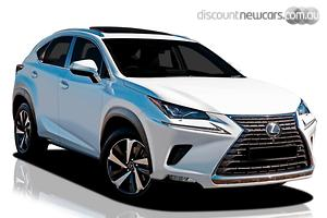 2019 Lexus NX NX300 Sports Luxury Auto AWD