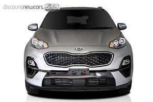 2021 Kia Sportage SX Auto 2WD MY21