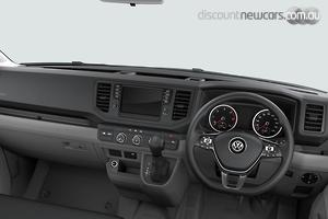 2021 Volkswagen Crafter 35 TDI340 SY1 LWB Auto FWD MY21