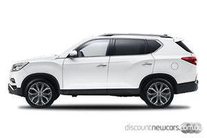 2019 SsangYong Rexton EX Auto 2WD