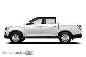 2019 SsangYong Musso EX Auto 4x4