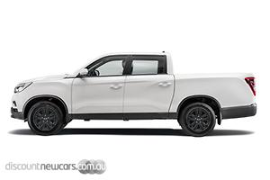 2019 SsangYong Musso Ultimate Plus XLV Auto 4x4 MY20