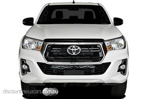 2020 Toyota Hilux SR Manual 4x4