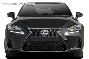 2019 Lexus IS IS350 F Sport Auto