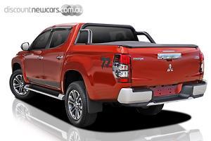 2019 Mitsubishi Triton Toby Price Edition MR Auto 4x4 MY20 Double Cab