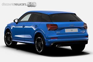 2020 Audi Q2 40 TFSI Edition #2 Auto quattro MY20