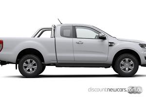 2019 Ford Ranger XLT PX MkIII Auto 4x4 MY20.25 Double Cab
