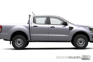 2020 Ford Ranger XL PX MkIII Manual 4x4 MY20.25 Double Cab