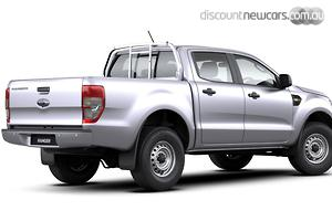 2020 Ford Ranger XL PX MkIII Auto 4x4 MY20.25 Double Cab