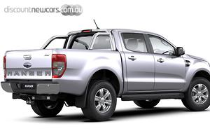 2020 Ford Ranger XLT Hi-Rider PX MkIII Auto 4x2 MY20.25 Double Cab