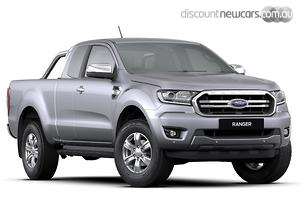 2020 Ford Ranger XLT PX MkIII Auto 4x4 MY20.75 Super Cab