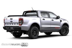 2020 Ford Ranger FX4 PX MkIII Manual 4x4 MY20.25 Double Cab