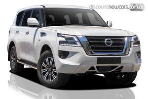 2021 Nissan Patrol Ti Y62 Auto 4x4 MY21