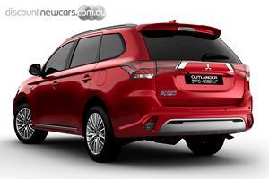 2020 Mitsubishi Outlander PHEV ES ZL Auto AWD MY20