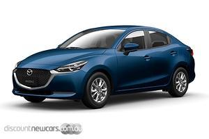 2020 Mazda 2 G15 Pure DL Series Manual