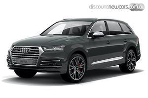 2019 Audi SQ7 TDI Special Edition Auto 4WD MY19